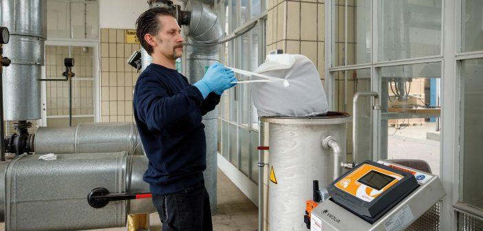 Sichere Versorgung mit kontinuierlicher Wasseraufbereitung